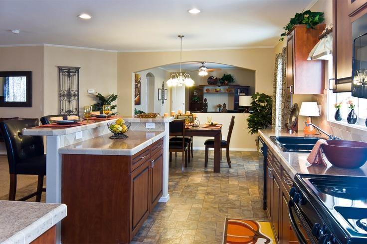 Clayton Mobile Homes Kitchens