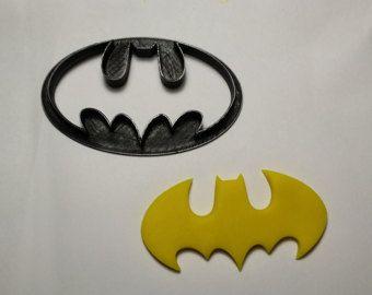Batman logo cookie cutter - Emporte-pièce logo de Batman - Modifier la fiche - Etsy
