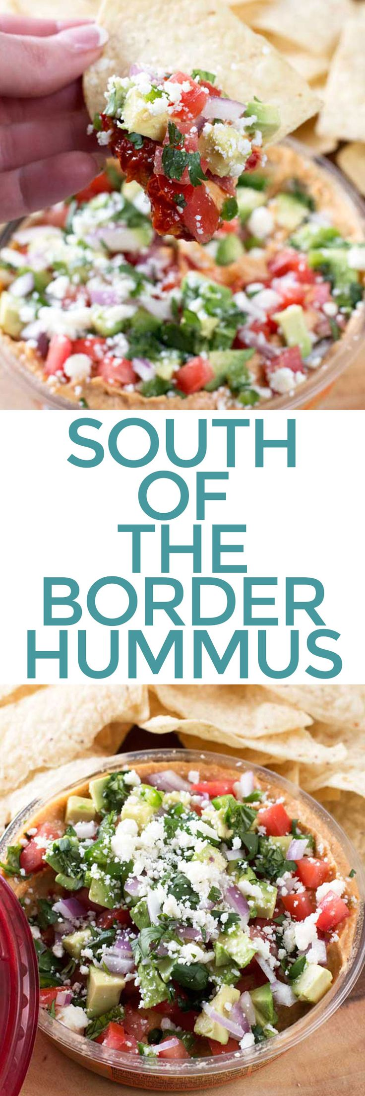 South of the Border Hummus – Cake 'n Knife