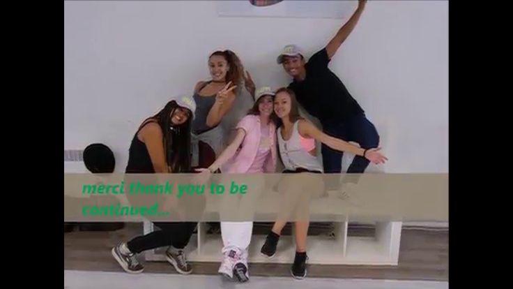 Journée avec école de danse hyp hop lyon