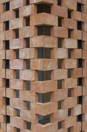 Galeria de Pavilhão Experimental de Tijolos / Estudio Botteri-Connell - 9