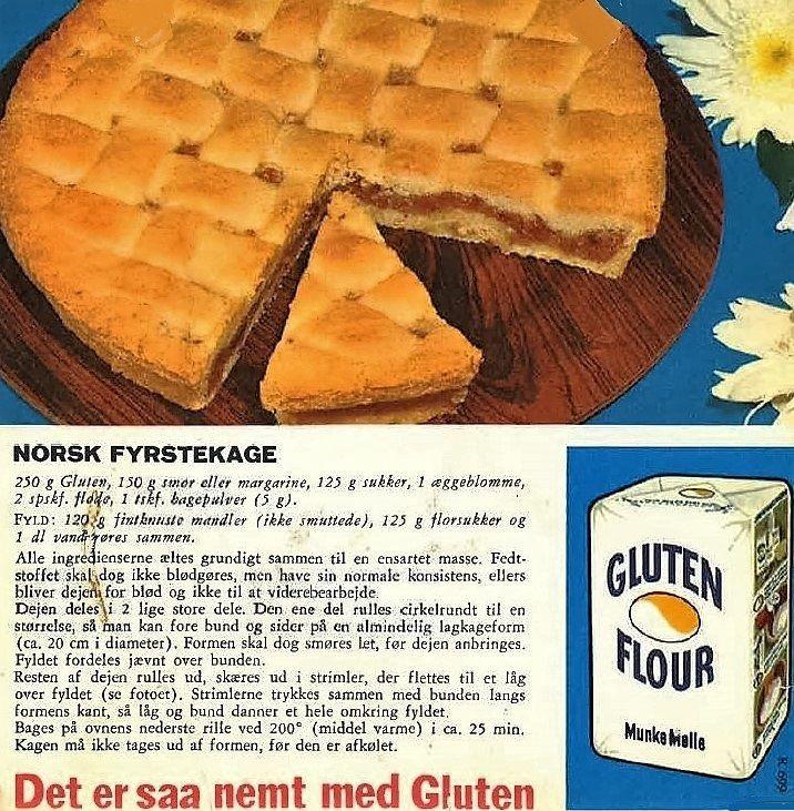Norsk Fyrstekage...