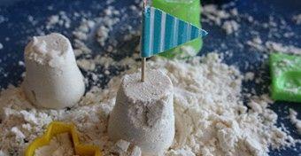Szuper ötlet, próbáljátok ki! #homokgyurma