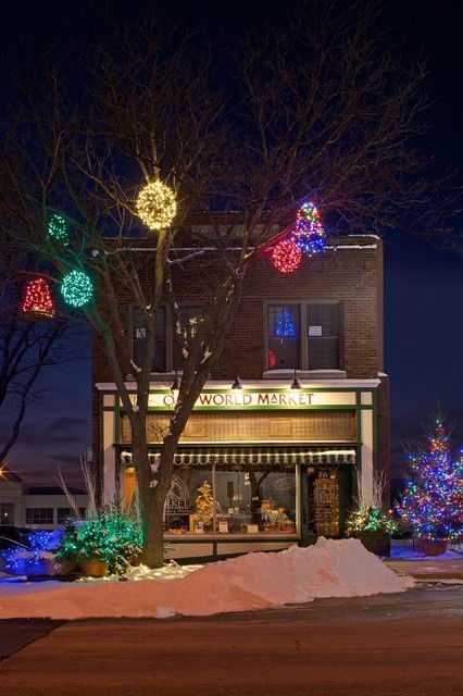Outdoor christmas lighting ideas Farmhouse The Best 40 Outdoor Christmas Lighting Ideas That Will Leave You Breathless christmaslightsyard Pinterest The Best 40 Outdoor Christmas Lighting Ideas That Will Leave You