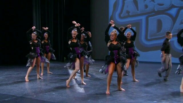 Elite Dance Academy at Regionals. I love The Next Step