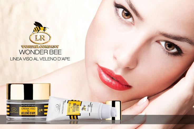 Wonder Bee - Linea viso al veleno d'ape