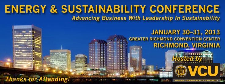 "Our headmaster, Jeb Byers will lead a breakout group ""How we are leveraging sustainability to enhance operations."" Energy and Sustainability Conference 2013, January 30-31 at the Greater Richmond Convention Center, VA.    www.christchurchschool.org"