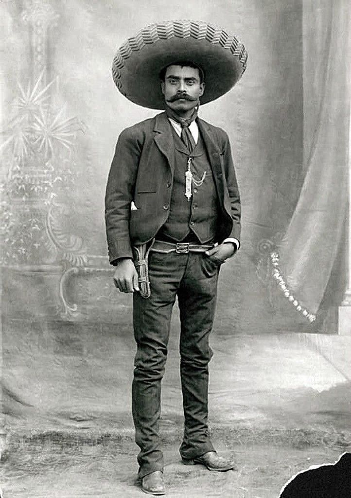 Emiliano Zapata It Is Better To Die On Your Feet Than Live On