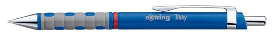 Rotring Tikky Blue Ballpoint Pen