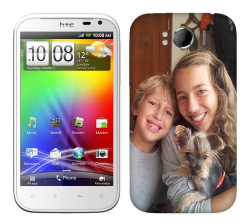 Custom Personalised HTC Sensation XL case/cover  by Smartprintshop, €9.99