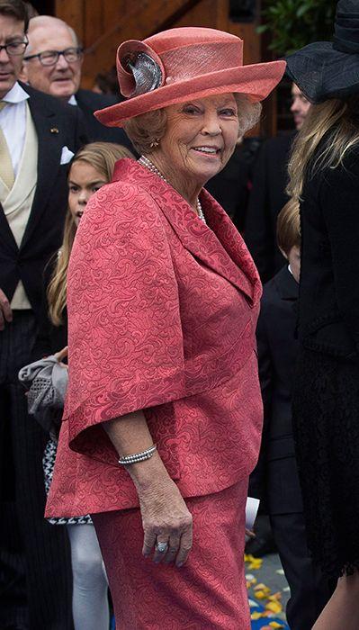 Princess Beatrix.