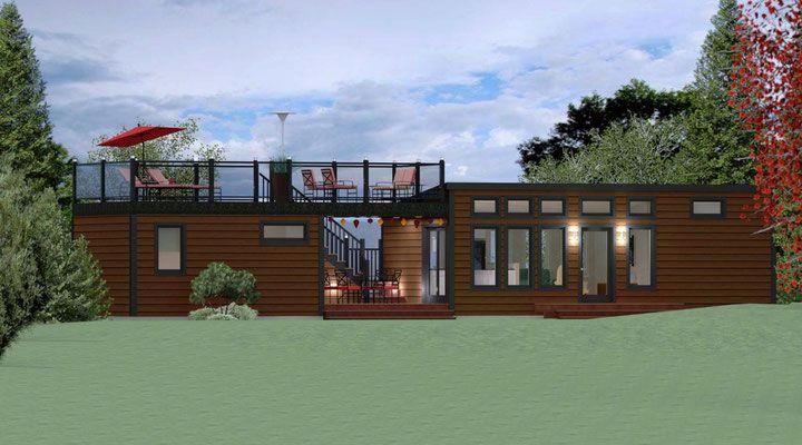 The Port Cottage Kent Homes Cottage Floor Plans Modular Home Builders