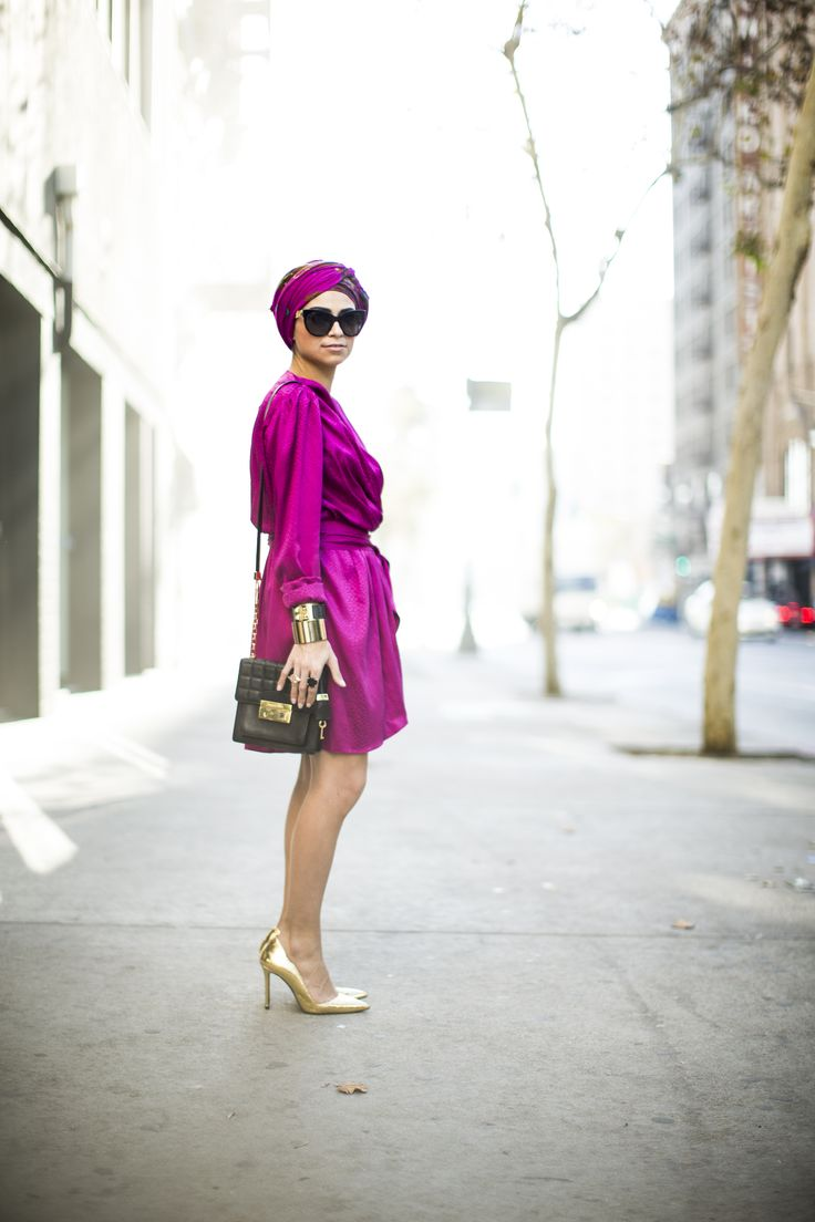 #turban#chic#fashion#ootd#rachelzoe#michaelkors @rachelleyade  instagram:rachelleyade