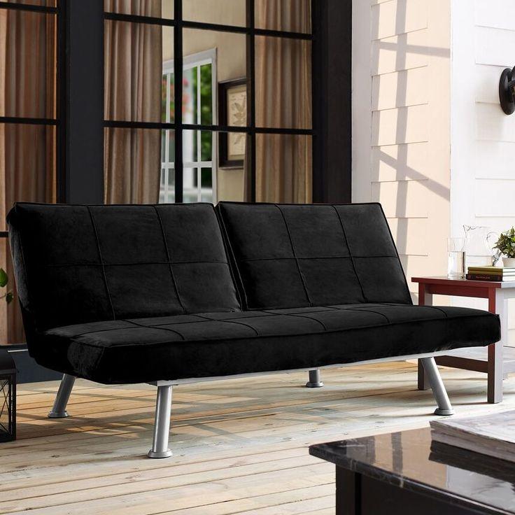 serta maxson convertible lounger futon best 25  futon sale ideas on pinterest   futon beds for sale used      rh   pinterest