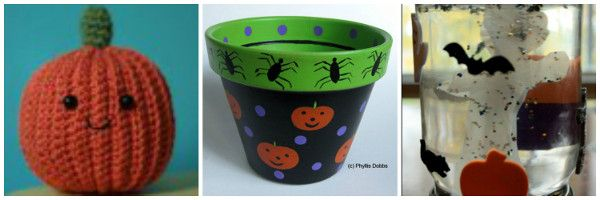 Homemade Halloween Decorations: Blogger Edition 2010 eBook   FaveCrafts.com