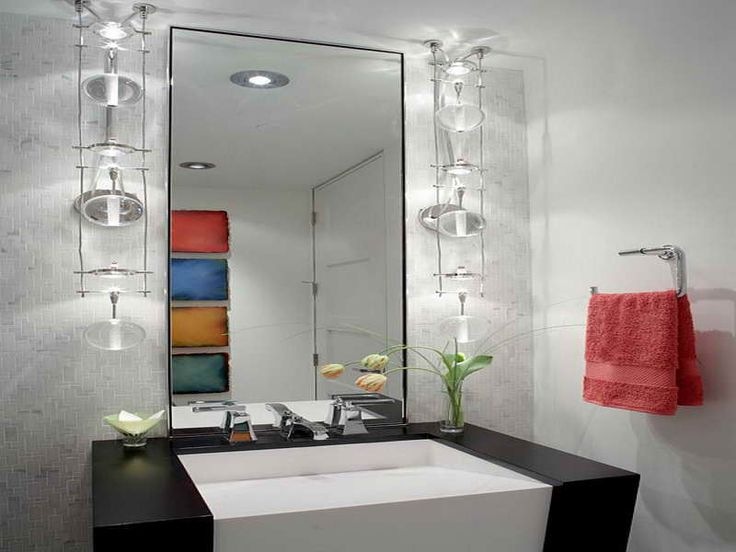 Apartment Bathroom Decorating Ideas: 19 Best Images About Powder Bathroom Ideas On Pinterest