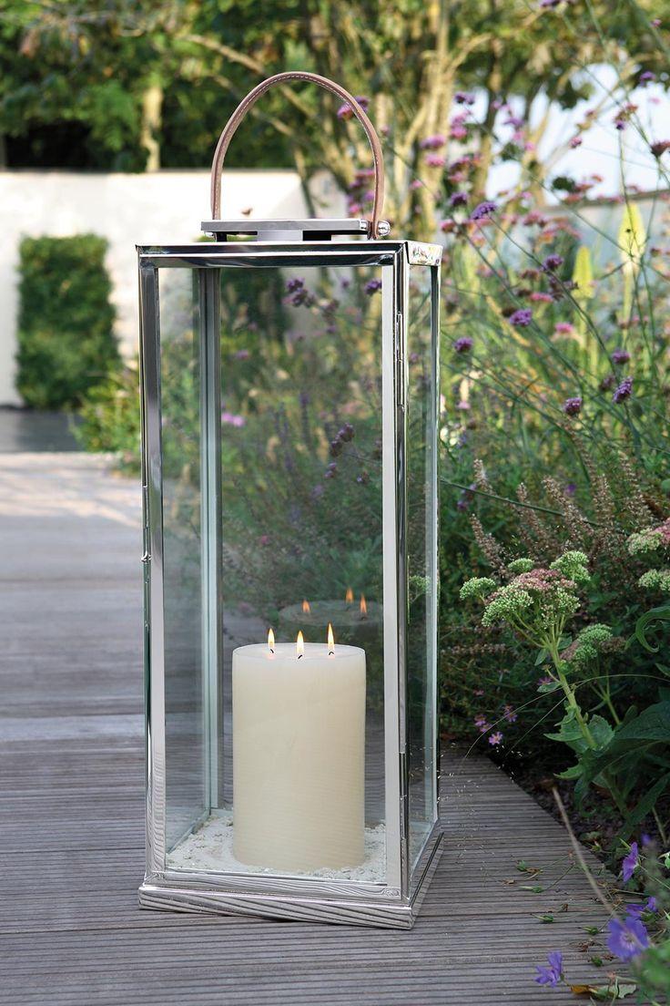 Gartenlaterne Gro Laterne Aussenbereich Auaen Leuchte Steh Lampe