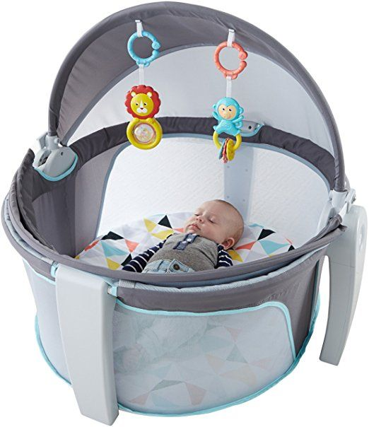 Amazon: 5 Star Rated Fisher-Price On-The-Go Baby Dome ONLY $45.99 {reg. $70}
