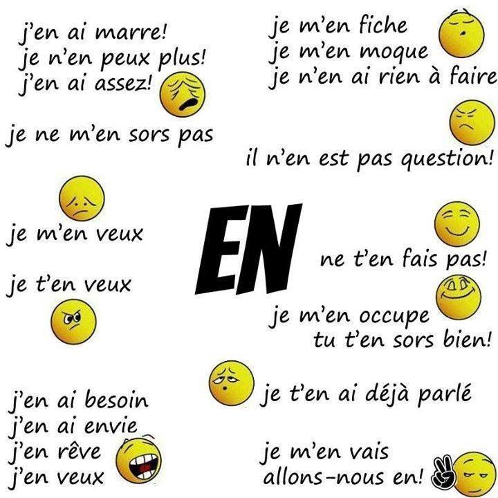 En = about it or of it or just it