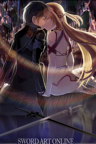 Sword Art Online - never watched the last several episodes, but I was satisfied after I knew they both lived in the real world.