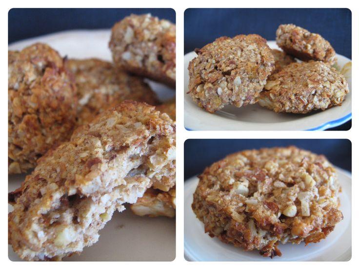 Apple cinnamon cookies – a healthy paleo snack