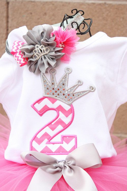 Baby tutu Royal Princess First Birthday Tutu by MudpiesandPigtails