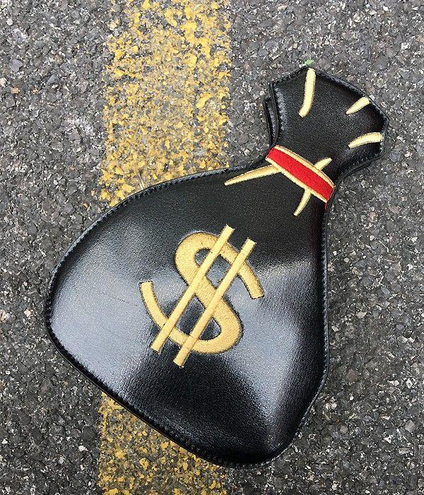 Bolsa Divertida Saco de Dinheiro Bolsas Divertidas