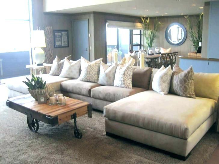 A Comfy Couch For Me Isn T Necessarily Comfortable For You Large Sectional Sofa Sectional Sofa Oversized Sectional Sofa