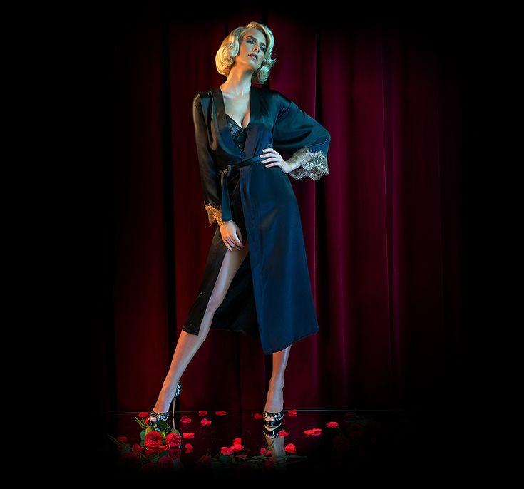 Обворожительная Лена Герке в шикарной фотосессии