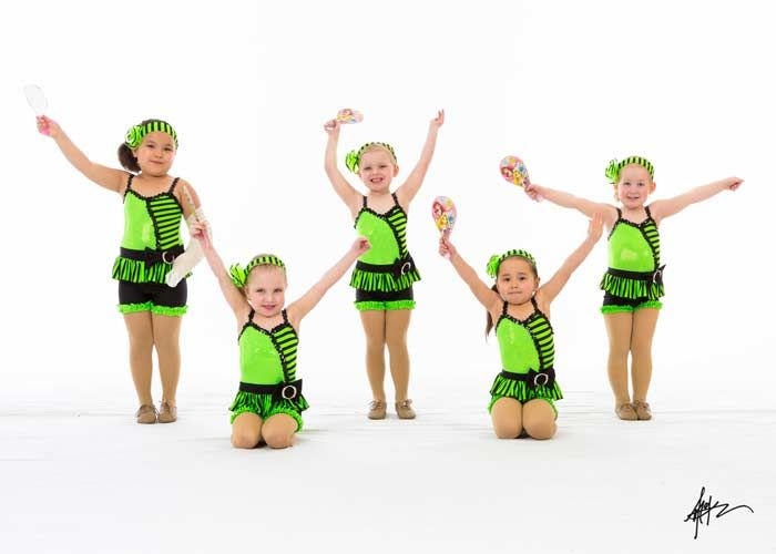 jazz dance is great way to have children learn how to move to a rhythm!