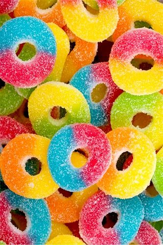 Sugary rings