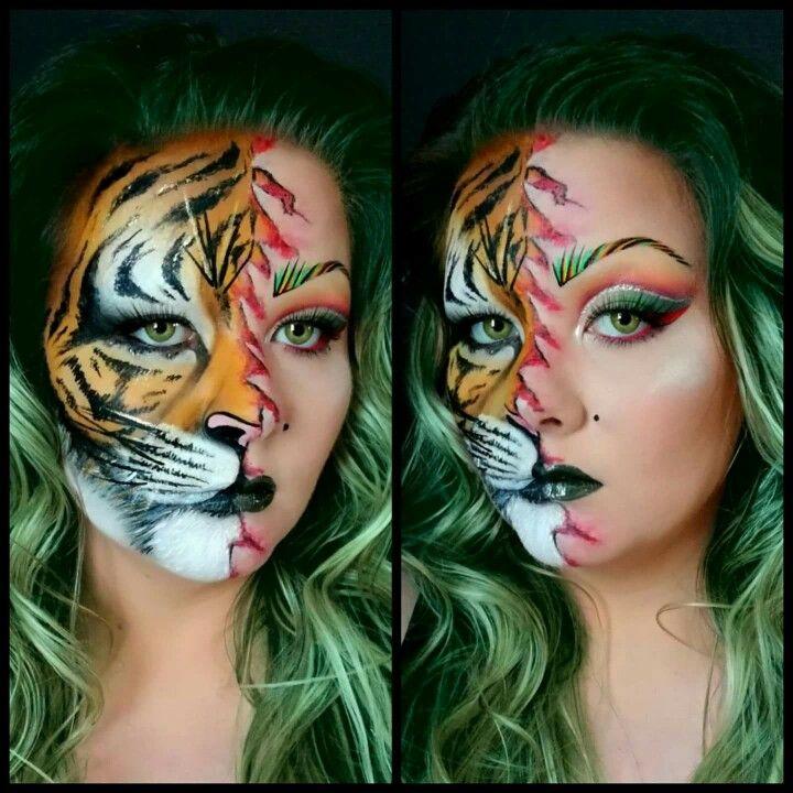 очень картинки макияж животный мир будет работать