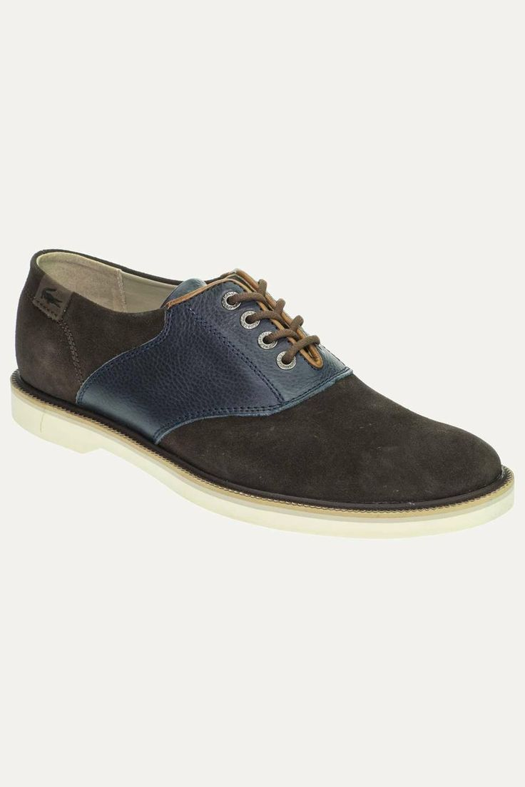 Love the Lacoste Sherbrooke Golf on Wantering   $112   sale price   Boxing Week for Him   mens golf shoes   mens shoes   golf   sports   athletic   wantering http://www.wantering.com/mens-clothing-item/sherbrooke-golf/agucU/