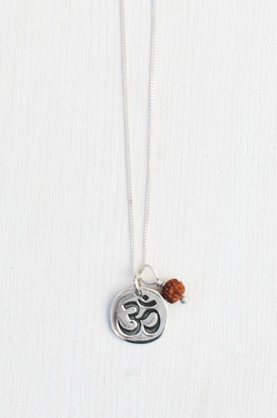 Aum represents everything and nothing, just like the sacred Sanskrit word.