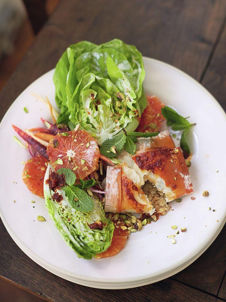 Moorish Crunch Salad | Jamie Oliver | Family Super Food