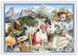 tausendschön postkarten - Bayern