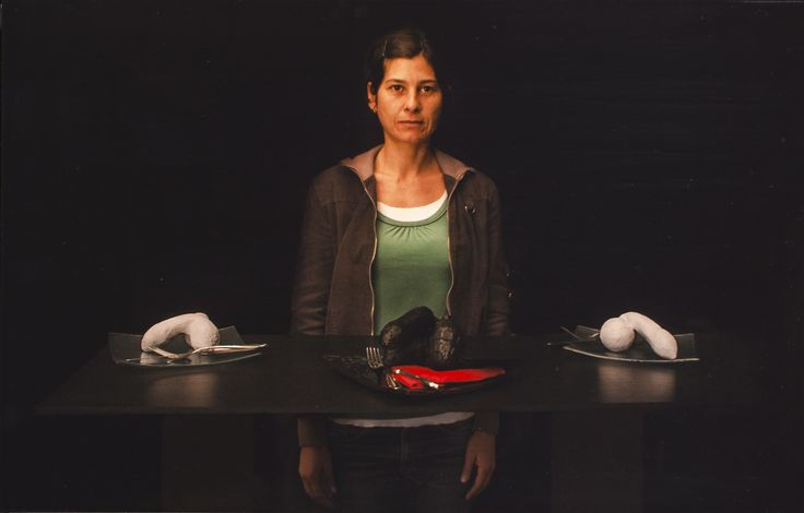 Sentencia. Fresca, Cristina #MuseoRosaGalisteo