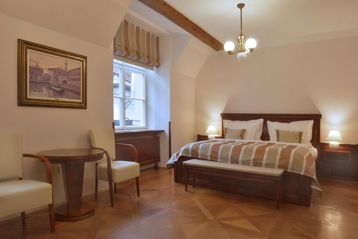 new renovated historical room