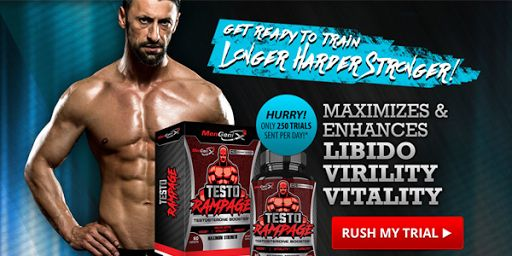 Mengenix Testo Rampage Testosterone Booster is another most extreme quality item. It causes you support energy, imperativeness and virility. In this way, this recipe can help in the event that you are encountering low levels of testosterone. Buy Mengenix Testo Rampage online from here http://supplementvalley.com/mengenix-testo-rampage/
