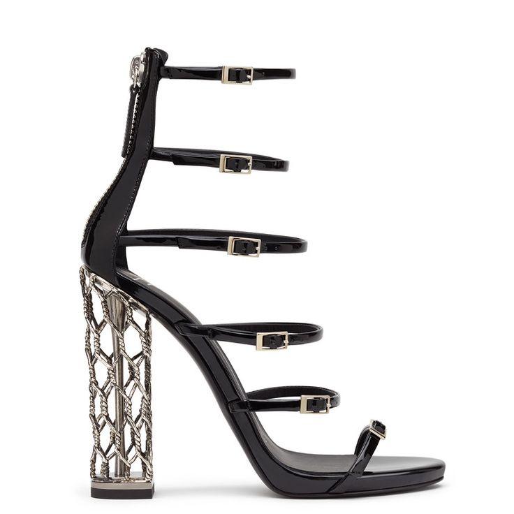 LAUREN - BLACK - Sandals