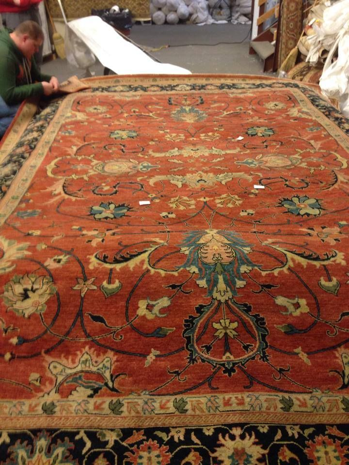 Nice New Handmade Oriental Rugs Arrive At Green Front April 2014