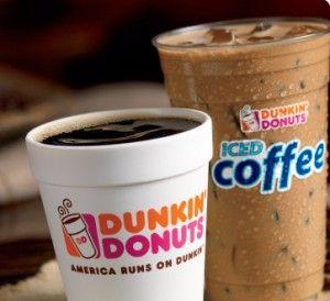 Dunkin Donuts Vegan Menu