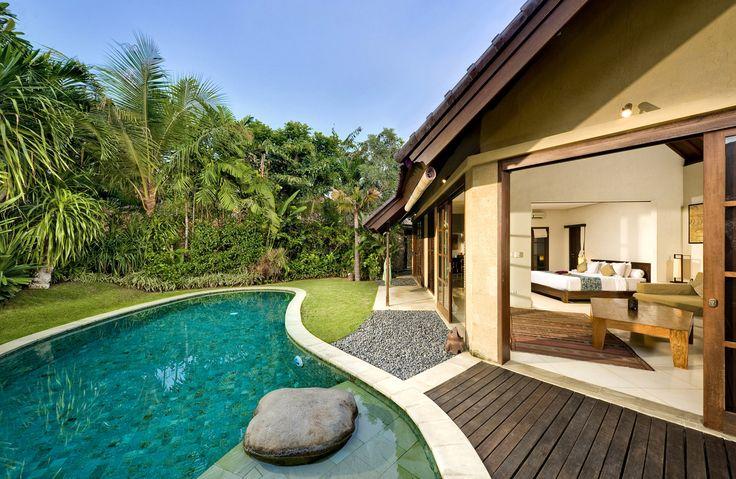 Villa 12 pool at Villa Kubu, Seminyak, Bali
