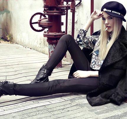 Sokak modası kış kombinleri sokak trendleri