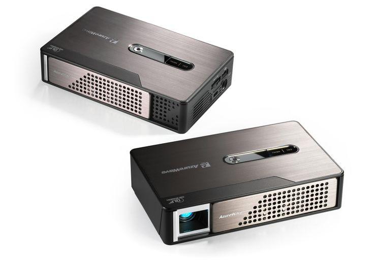 Smart Projector W2 / It has won 2012 Reddot design award , 2012 D&I design award and 2013 CES innovation design award.