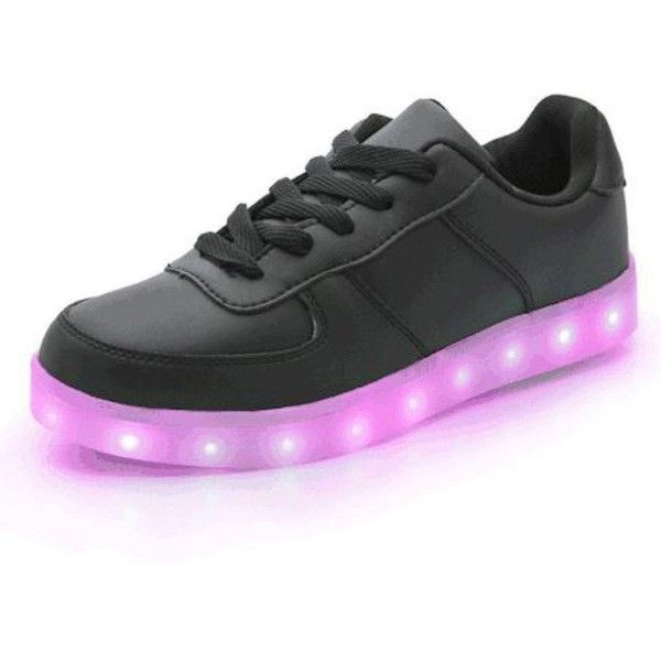 Light Up Shoes ($45) ❤ liked on Polyvore featuring shoes