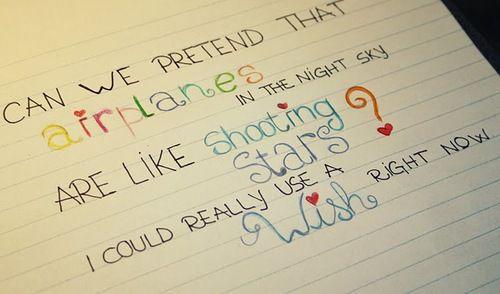 I really need a wish right now lyrics
