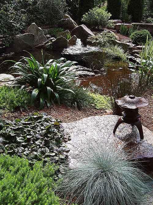 Superb Asian Garden Art Part - 14: Garden Asian Garden Art : 90 Best Images About Asian Gardens U0026 Design. On  Pinterest ...