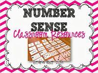 Early Number Sense {freebies}