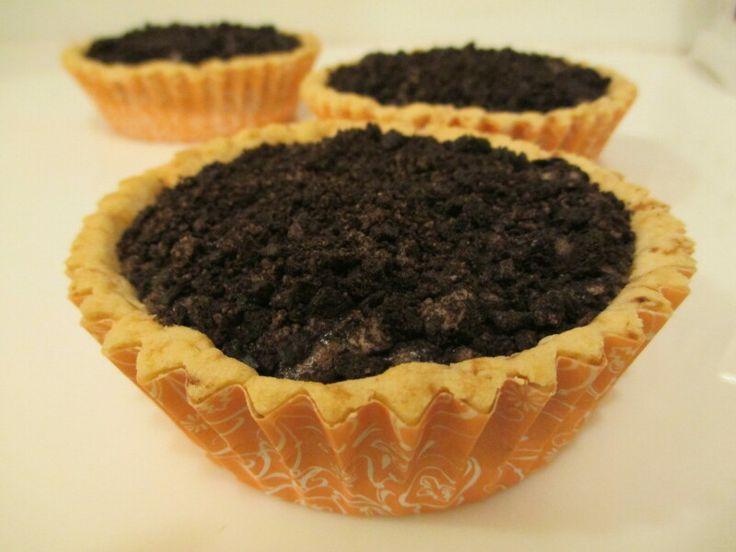 Oreo mud pie